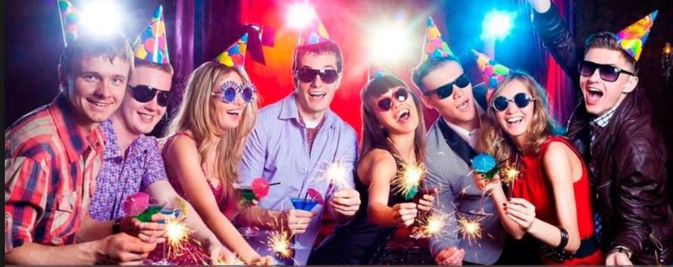 Корпоративное празднество для небольшого коллектива фото