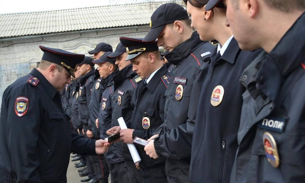 Новое в полиции фото