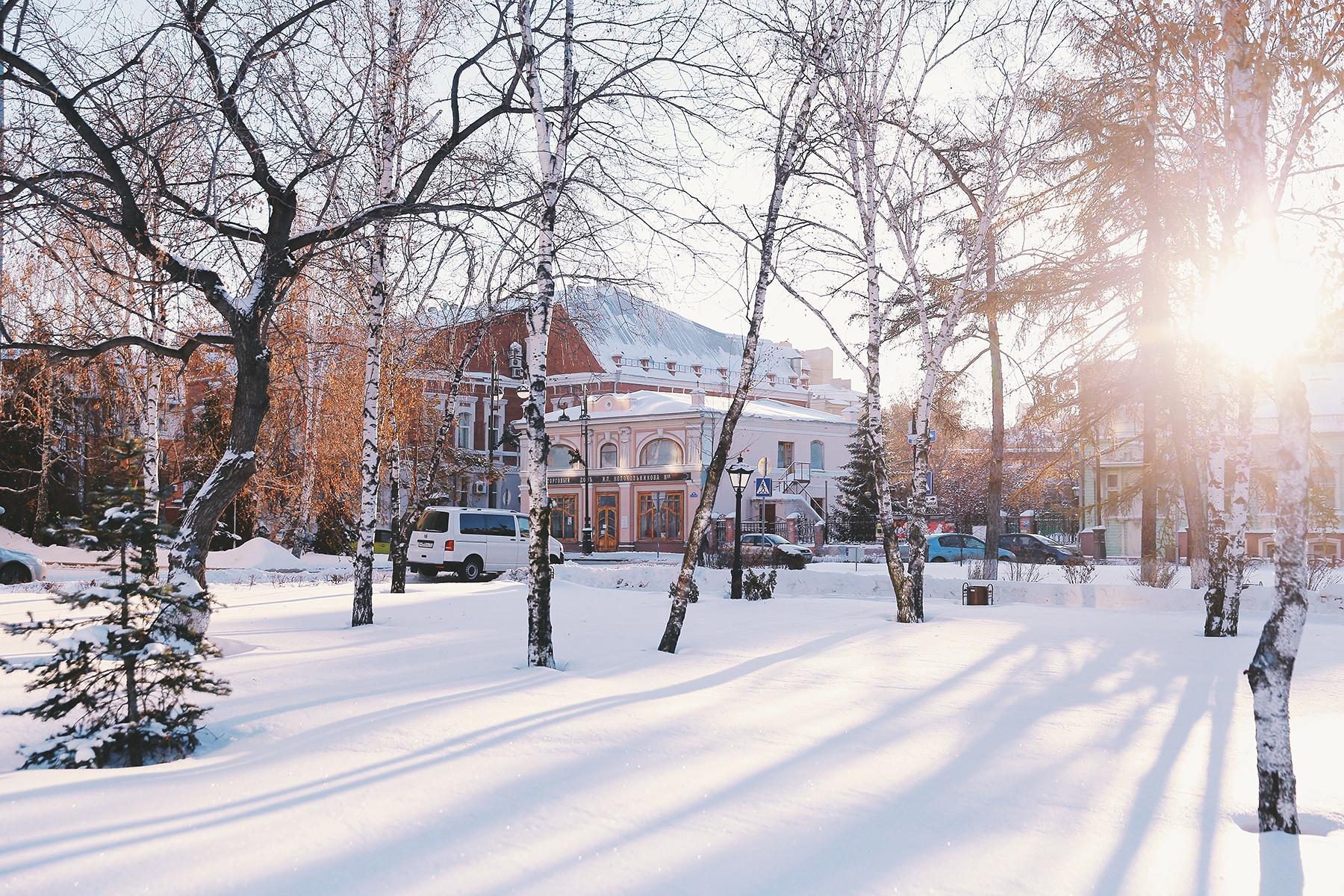 Какая погода будет в декабре фото