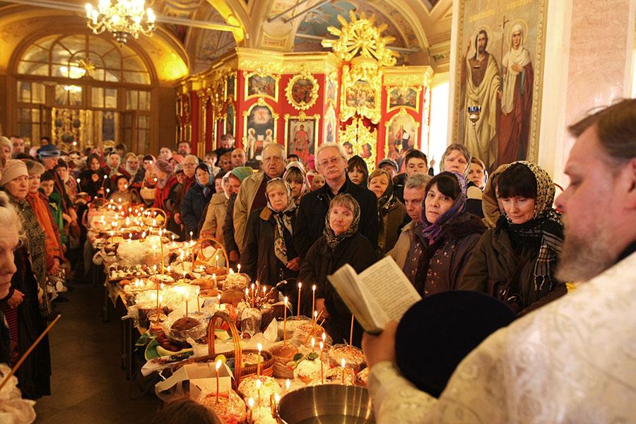 О церковных праздниках фото