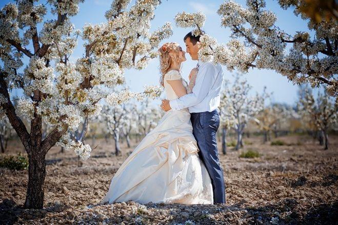 Благоприятные дни для свадьбы в мае 2020