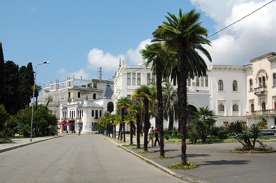 Отдых 2020: Абхазия — частный сектор без посредников у моря