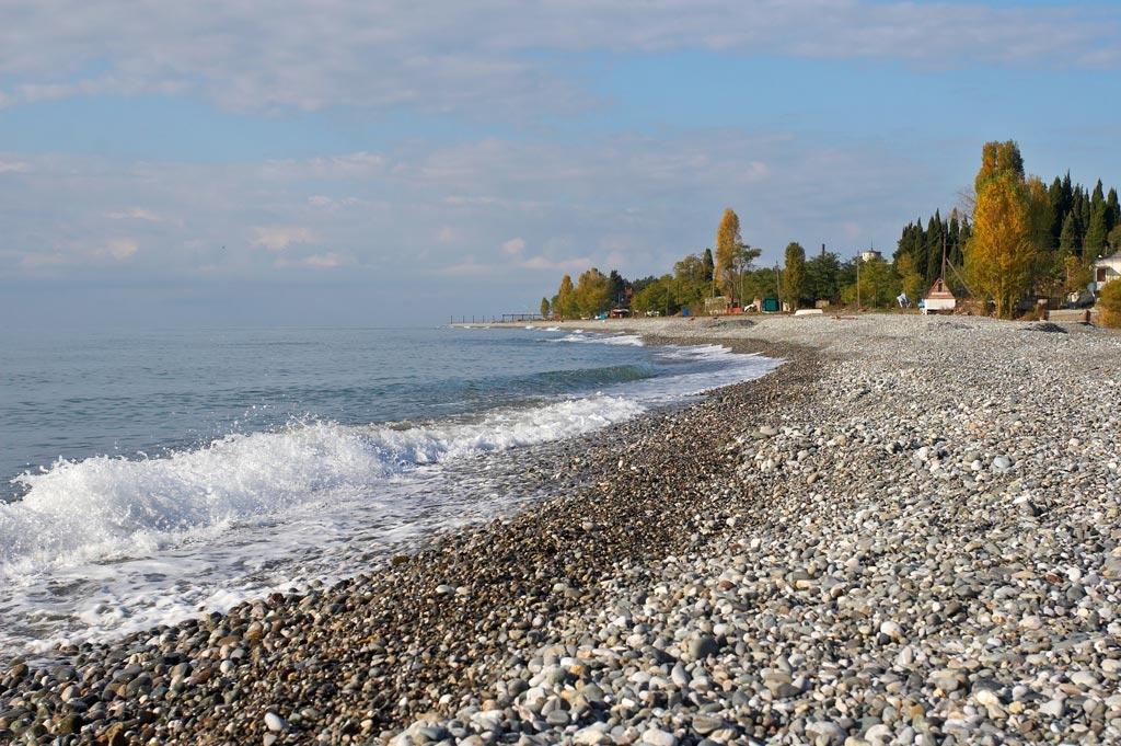 Отдых 2020: Цандрипш — частный сектор без посредников у моря