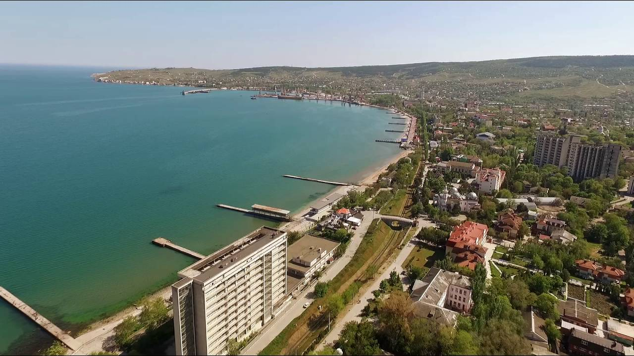 Отдых 2020: Феодосия — частный сектор без посредников у моря