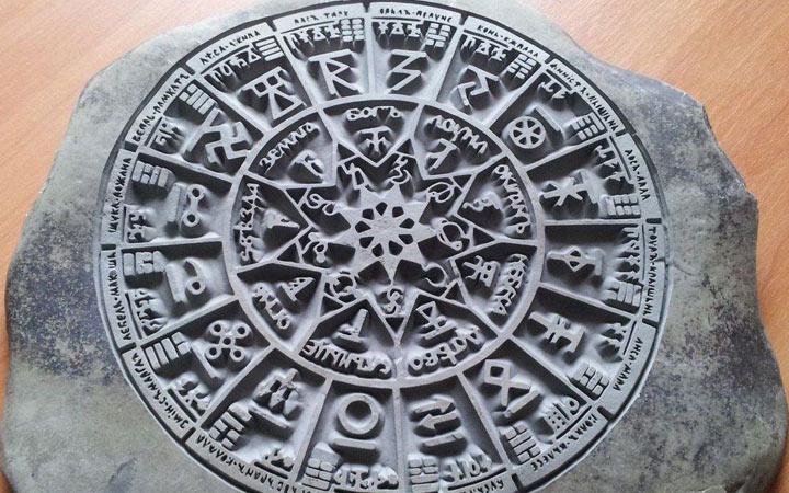 Сварожий круг - гороскоп Древних Славян