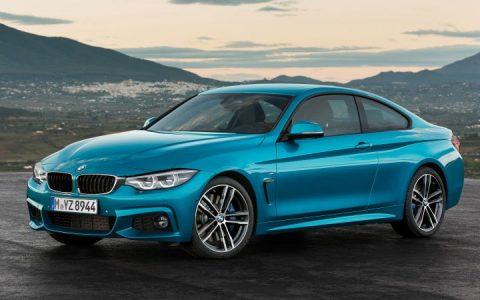 BMW 4-series купе 1 поколение