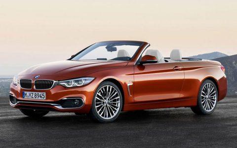 BMW 4-series 2020 года