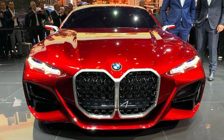 Премьера концепта BMW 4-series