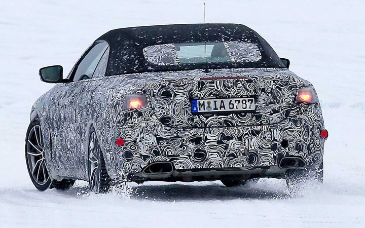 Новый BMW 4-series 2020