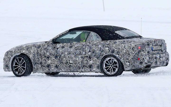 Экстерьер BMW 4-series 2020