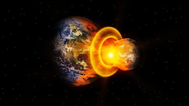 Астероид летящий к Земле