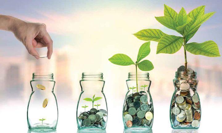 Рост суммы вклада
