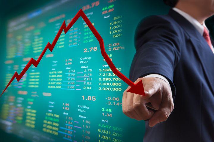График падения экономики РФ