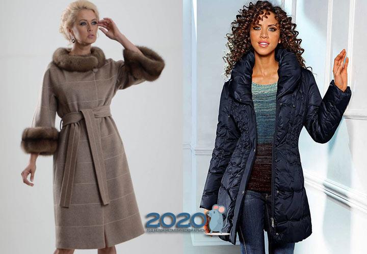 Модные модели женских пальто на 2019 и 220 год