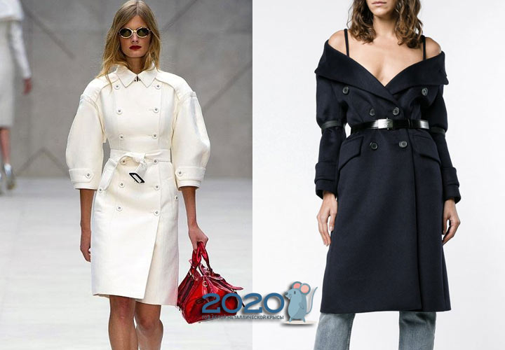 Интересные модели женских пальто на 2019 и 2020 год
