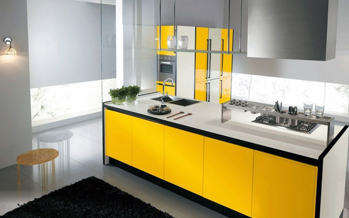 Кухня в стиле минимализм - идеи интерьера на 2020 год