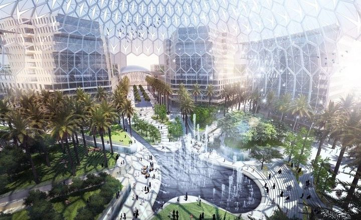 Экспо 2020 Дубаи