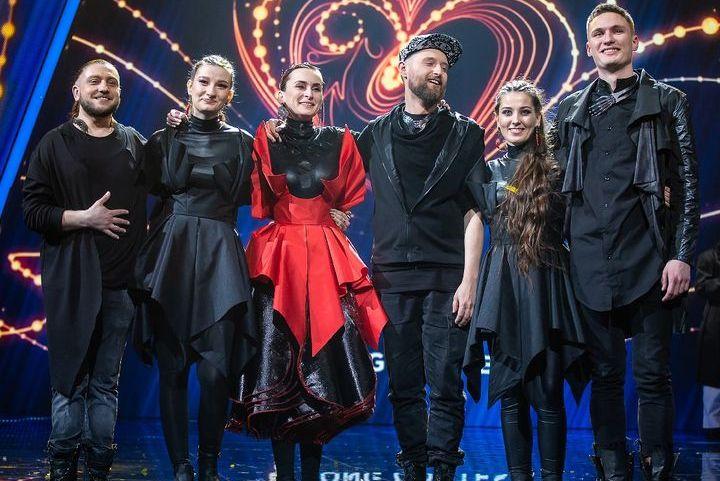 Представители Украина на Евровидение - группа Го-А