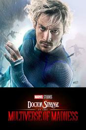 Доктор Стрендж: Вселенная безумия - фильм 2021 года