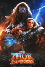 Тор: Любовь и гром - фильм 2021 года