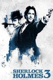 Шерлок Холмс 3 - фильм 2021 года