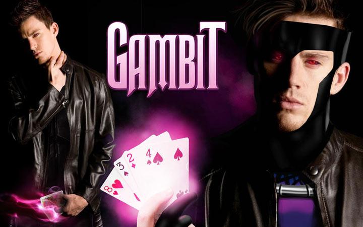 Гамбит - романтическая комедия 2020 года