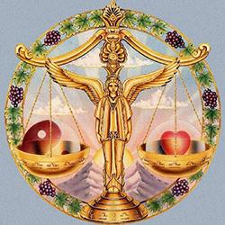Любовный гороскоп для Весов на 2021 год