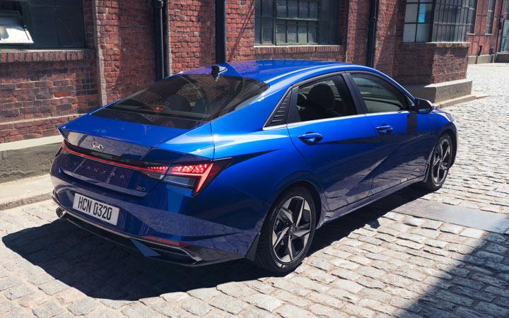 Все о новом Hyundai Elantra 2021 года