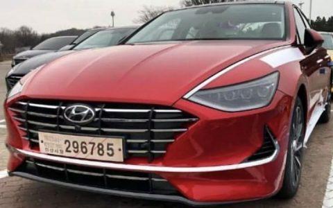Цвета, интерьер и технические характеристики Hyundai Sonata 2020 года
