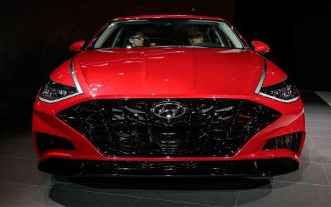 Официально представлен Hyundai Sonata 2020