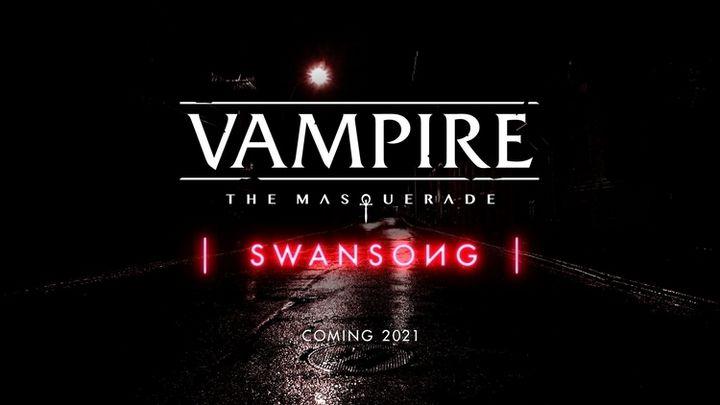 Vampire: The Masquerade. Swansong