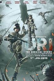 Ури: Нападение на базу - индийский фильм 2019 года