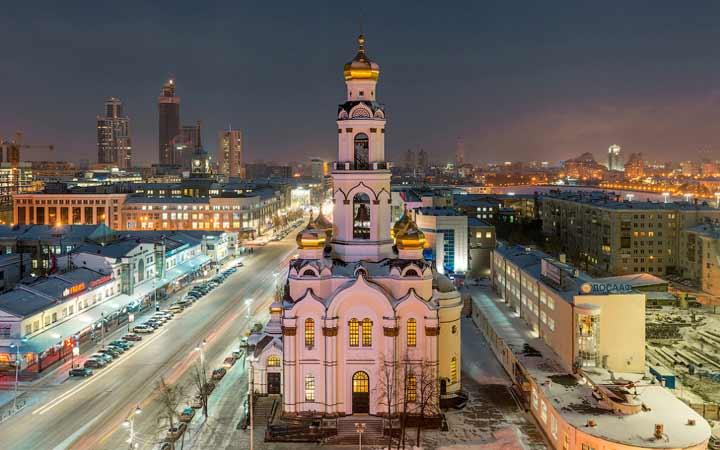 Какой будет зима 2019-2020 в Свердловской области