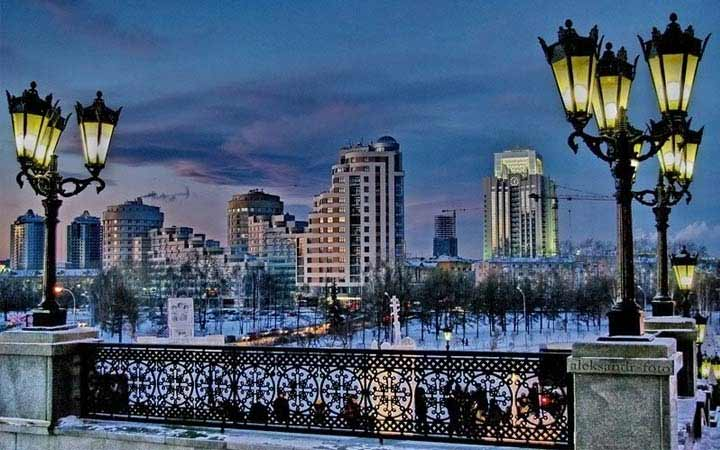 Прогноз погоды на зиму 2019-2020 для Екатеринбурга