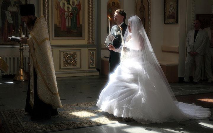 Когда можно провести венчание в 2021 году даты
