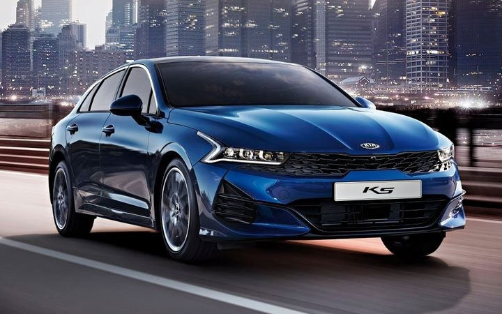 Технические характеристики Kia Optima 2021 года