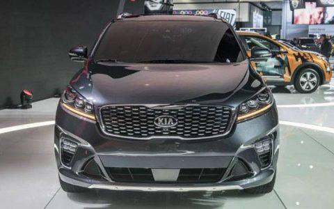 Экстерьер Kia Sorento Prime 2019-2020