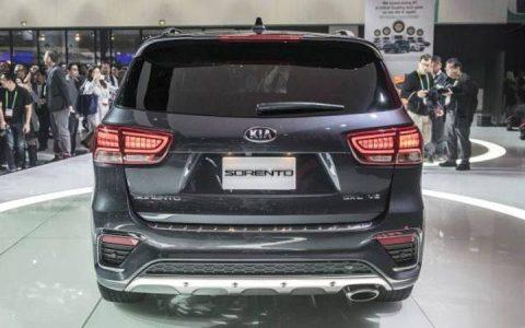 Новый Kia Sorento Prime 2019-2020