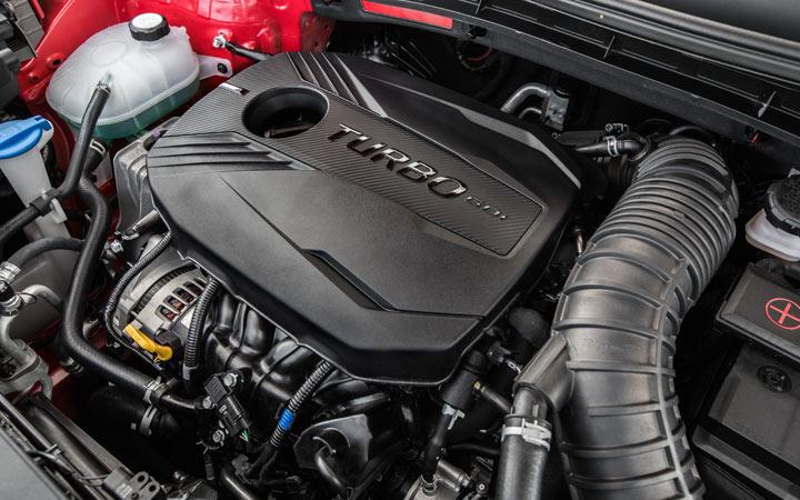 Бензиновый двигатель Kia Soul 2020