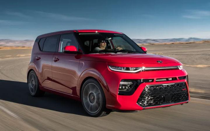 Технические характеристики и цены нового Kia Soul 2020