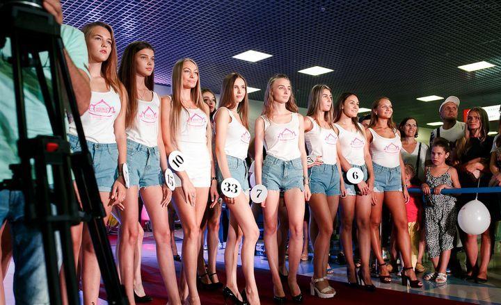 Отбор на конкурс Мисс Россия 2020 года
