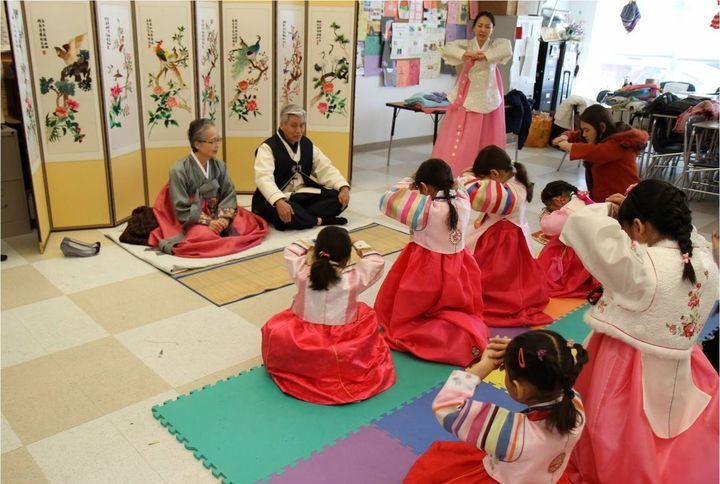 Корейская традиция Сэбэ