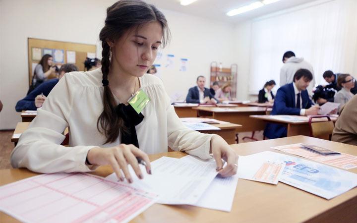Распределение времени на ЕГЭ 2020 по русскому языку