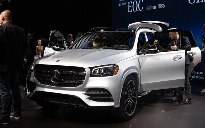 Mercedes GLS 2020-2021