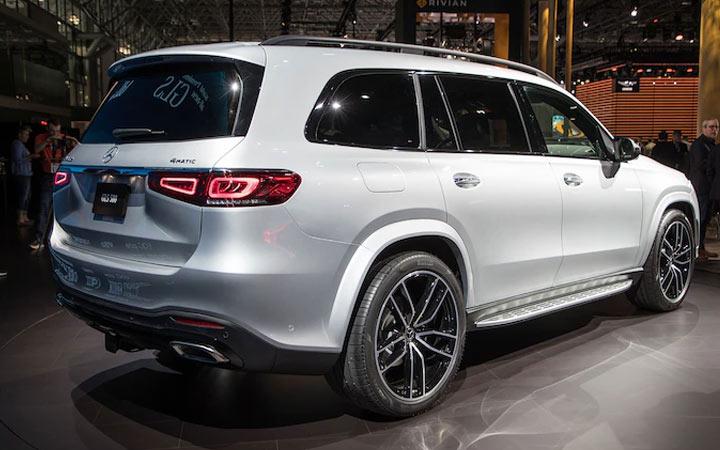 Mercedes GLS и другие кроссоверы 2020-2021 года