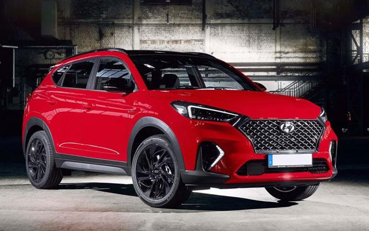 Hyundai Tucson 2020-2021
