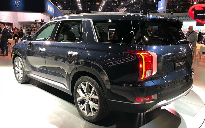 Hyundai Palisade 2020-2021