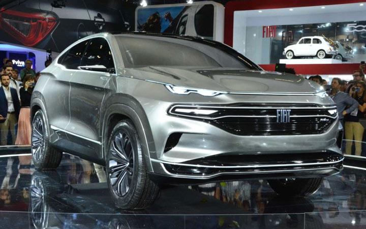 Fiat Fastback 2020-2021
