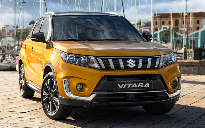 Suzuki Vitara 2020-2021