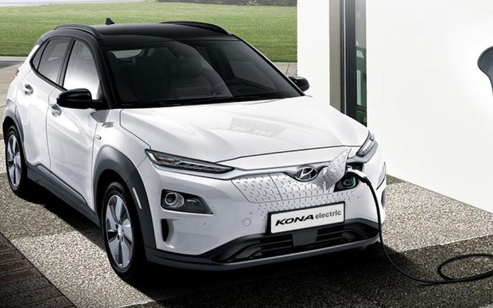 Hyundai Kona Electric 2020-2021